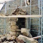 Restauration Puit XVIII - En cours