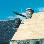 Reconstruction souche de la cheminée
