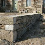 Maçonnerie pierre sèche