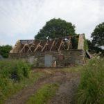 Charpente Bâtiment agricole - avant